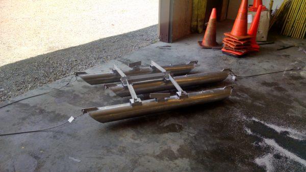 Aluminum Float for TISCIT